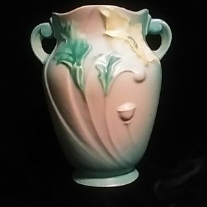 Antique Roseville 868-7 Poppy Vase